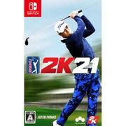 ゴルフ PGAツアー 2K21 [Nintendo Switchソフト]