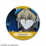 Fate/Grand Order -絶対魔獣戦線バビロニア- レザーバッジ デザイン 06 ギルガメッシュ/C [キャラクターグッズ]