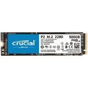 CT500P2SSD8JP [Crucial M.2 2280 NVMe/PCIe Gen3 x4 SSD 500 GB]