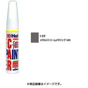 AD-MMX50229 [タッチペン MINIMIX Holts製オーダーカラー トヨタ 純正カラーナンバー1K0 メタルストリームメタリック 20ml]