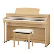CA49LO [木製鍵盤搭載デジタルピアノ プレミアムライトオーク調仕上げ]