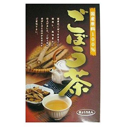 大阪ぎょくろえん 国産ごぼう茶 1.5g×20袋入 [健康茶葉]