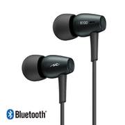 HP-R100BTK [LDAC aptX HD / LL コーデック Bluetooth対応ワイヤレスイヤホン ブラック]