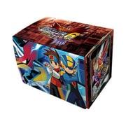キャラクターデッキケースMAX NEO ロックマン エグゼ6 電脳獣ファルザー [トレーディングカード用品]