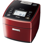 NJ-VWB10-R [IHジャー炊飯器 5.5合炊き 本炭釜 ハードコート100 八重全面加熱 赤紅玉(あかこうぎょく/レッド系)]