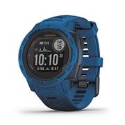 010‐02293‐35 [GPSアウトドアスマートウォッチ Instinct Dual Power Tidal Blue]
