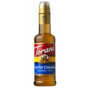 トラーニ フレーバーシロップ 塩キャラメル 375ml PET