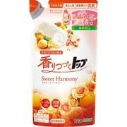 香りつづくトップ スウィートハーモニー 詰替 720g [液体洗剤]
