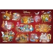 D1000-066 ディズニークラシック Disney Characters Collection [ジグソーパズル 1000ピース]