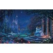 D1000-068 ディズニースペシャルアートコレクション Cinderella Dancing in the Sterlight [ジグソーパズル 1000ピース]