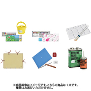 The Art tools miniature collection BOX版 1個 [コレクショントイ]