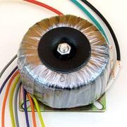 HDB-8(9V) [トロイダルトランス 0-9-15-18V 200mA/0-9-15-18V 200mA]