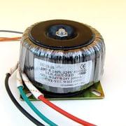 HDB-10 [トロイダルトランス 0-24V 200mA/0-24V 200mA]