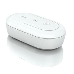 PB2004-UV10WH [Air Case UV除菌ケース ワイヤレス充電機能付 ホワイト]