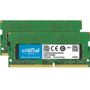 CT2K32G4SFD832A [64GB Kit 32GBx2 DDR4 3200 MT/s PC4-25600 CL22 DR x8 Unbuffered SODIMM 260pin]