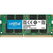 CT16G4SFD832A [16GB DDR4 3200 MT/s PC4-25600 CL22 DR x8 Unbuffered SODIMM 260pin]