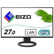 EV2795-BK [FlexScan 27.0型 2560×1440 フレームレスモニター アンチグレアIPSパネル搭載 疲れ目軽減 ブラック]