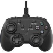 PS4/SWITCH用 ワイヤードコントローラーミニ ブラック