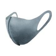 冷感マスク Lサイズ(成人男性向け) グレー COOLNBIO(クールンビオ) 1枚入 74190062