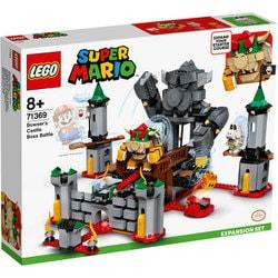 71369 レゴ スーパーマリオ けっせんクッパ城! チャレンジ [ブロック玩具]