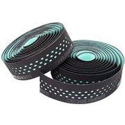 バーテープ PRESA プレーザ ブラック/シーフォームグリーン DEDATAPE407 [バーテープ]
