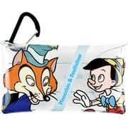 SDCM-0030 ディズニー クリアマルチケース S ピノキオ&ファウルフェロー [キャラクターグッズ]