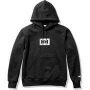 HHロゴスウェットパーカ HH Logo Sweat Parka HE32061 ブラック(K) XLサイズ [アウトドア スウェット メンズ]