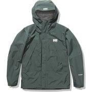 スカンザライトジャケット Scandza Light Jacket HOE11903 ブッシュグリーン(BU) XLサイズ [アウトドア ジャケット メンズ]