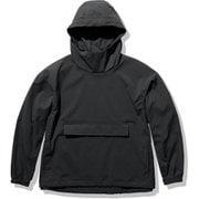 スカイリムアノラックジャケット Skyrim Anorak Jacket HOE12065 ブラック(K) WLサイズ [アウトドア シャツ レディース]