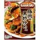 CookDo25 豚肉の黒酢炒め用 130g