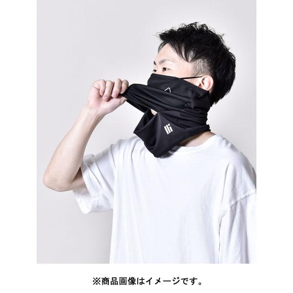 冷感マスク フリーサイズ ブラック COOL FACE MASK ST7896 004 BLACK [アウトドア マスク]