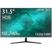 JN-315VG240FHDR [31.5型フルHDゲーミングモニター 240Hz MPRT1ms HDR対応]