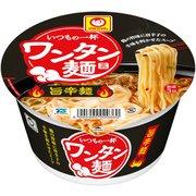 いつもの一杯 ワンタン麺 旨辛麺 79g