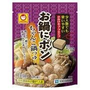 お鍋にポン ちゃんこ鍋つゆ (5g×6個)30g