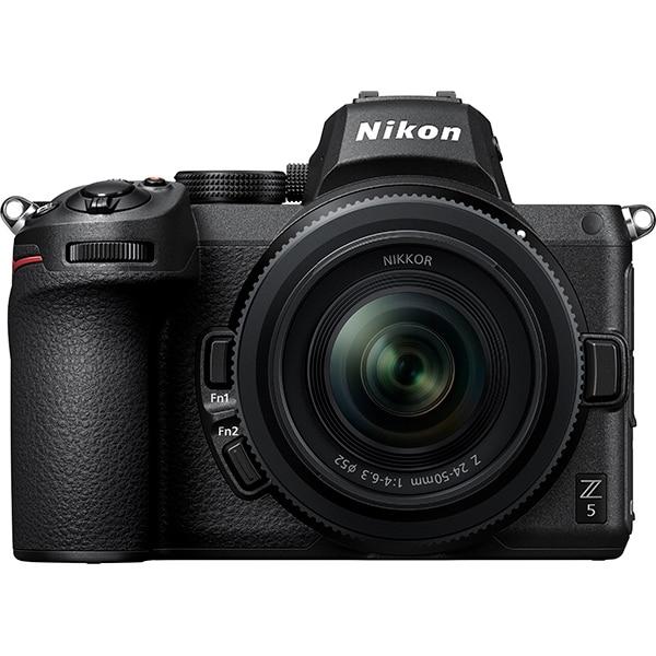 ニコン Z 5 24-50 レンズキット [ボディ+交換レンズ「NIKKOR Z 24-50mm f/4-6.3」]