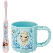 KTB5 スタンド付 コップ歯ブラシセット ディズニー アナと雪の女王