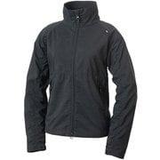 フォルクラ ストレッチ ジャケット FORCLAZ ST JKT W MIV01818 BLACK-NOIR 0247 XSサイズ(日本:Sサイズ) [アウトドア ジャケット レディース]