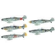 EDUD48051 Bf109G-6 JG301/302 ヴィルデザウ デカール エデュアルド用 [1/48スケール デカール]
