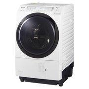NA-VX800BL-W [ななめドラム洗濯乾燥機 洗濯11kg/乾燥6kg 左開き クリスタルホワイト]