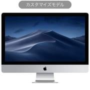 Apple iMac 27インチ Retina 5Kディスプレイ 3.1GHz 6コア第8世代Intel Core i5プロセッサ カスタマイズモデル(CTO)