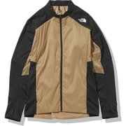 ホワイトライトジャケット White Light Jacket NY81981 モアブカーキ(MK) Mサイズ [ランニング ジャケット メンズ]