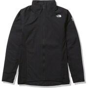 ベントリックストレイルジャケットVENTRIX Trail Jacket NY82070 ブラック(K) XLサイズ [トレイルランニング ジャケット メンズ]