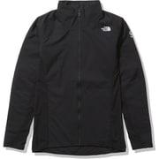 ベントリックストレイルジャケットVENTRIX Trail Jacket NY82070 ブラック(K) WSサイズ [トレイルランニング ジャケット レディース]