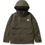 パウダーガイドジャケット Powder Guide Jacket NS62001 ニュートープ(NT) Sサイズ [スキーウェア ジャケット メンズ]