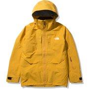 パウダーガイドジャケット Powder Guide Jacket NS62001 サミットゴールド(SG) WMサイズ [スキーウェア ジャケット レディース]