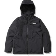 ストームピークトリクライメイトジャケット Stormpeak Triclimate Jacket NS62003 ブラック(K) XLサイズ [スキーウェア ジャケット メンズ]