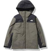 ストームピークトリクライメイトジャケット Stormpeak Triclimate Jacket NS62003 ニュートープ(NT) XLサイズ [スキーウェア ジャケット メンズ]