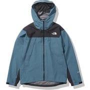 クライムライトジャケット Climb Light Jacket NP12003 マラードブルー(MA) Lサイズ [アウトドア レインジャケット メンズ]