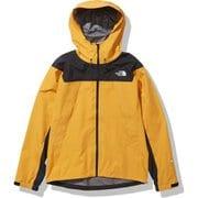 クライムライトジャケット Climb Light Jacket NP12003 サミットゴールド(SG) Mサイズ [アウトドア レインジャケット メンズ]