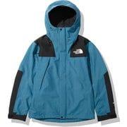 マウンテンジャケット Mountain Jacket NP61800 マラードブルー(MA) Lサイズ [アウトドア ジャケット メンズ]